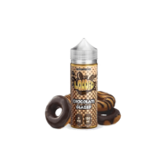 جوس لودد چاکلت گلیزد LOADED CHOCOLATE GLAZED EJUICE 120 ml NIC 3
