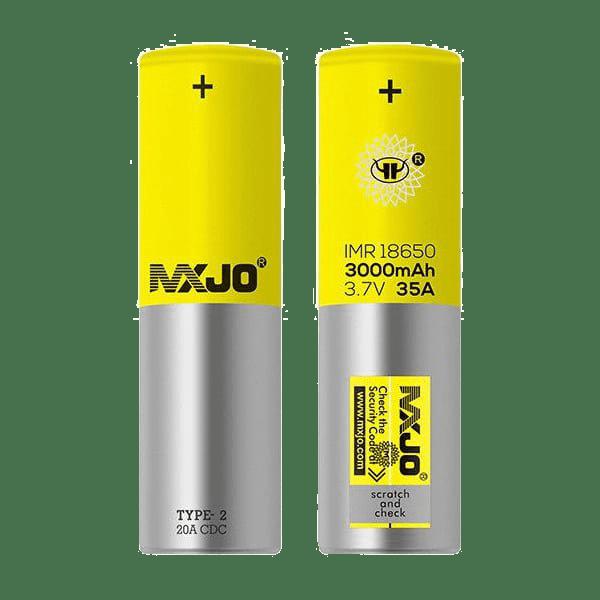 باتری ام اکس جو MXJO Type-2 3000mAh 18650 BATTERY