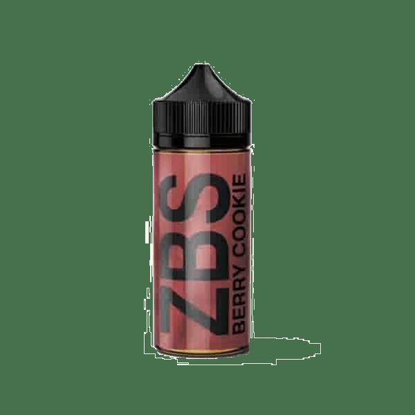 جوس زد بی اس zbs berry cookie 100 ML NIC 3