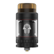 اتومایزر دیجی فلاور Digiflavor Pharaoh RTA Atomizer BLACK