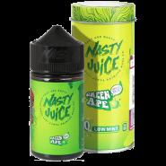 جوس نستی گرین اپ Nasty GREEN APE 60 ml NIC 3