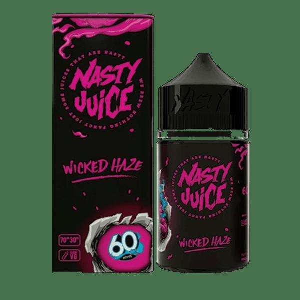 جوس نستی Nasty Wicked Haze 60M NIC 3