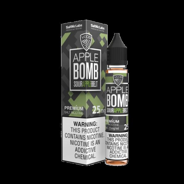 سالت ویگاد اپل بمب VGOD Apple Bomb SALTNIC 25 MG