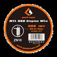 وایر گیگ ویپ ام تی ال GeekVape WIRE MTL N80 CLAPTON