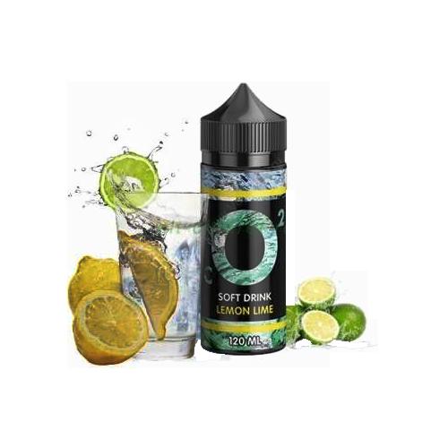 جوس پراید ویپ PRIDEVAPE CO2 Lemon Lime 120 ML NIC 3
