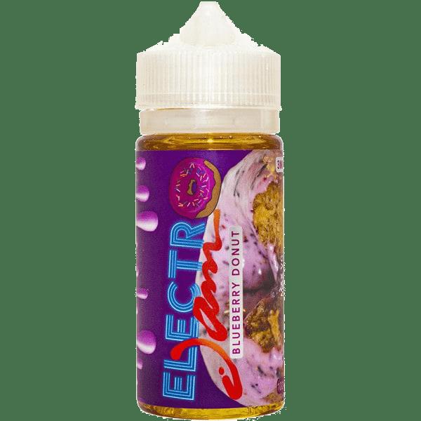 جوس الکترو جامکو electrojamco bluberry dounurt 100 ml NIC 3