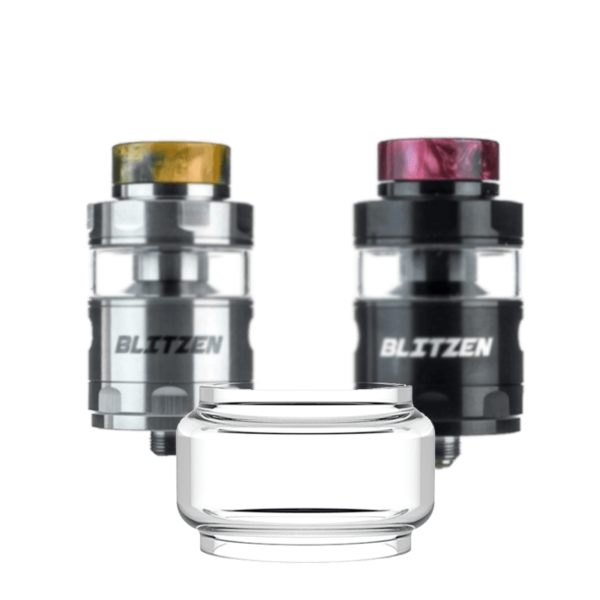 گلس گیگ ویپ بلیتزن GEEK VAPE BLITZEN RTA GLASS