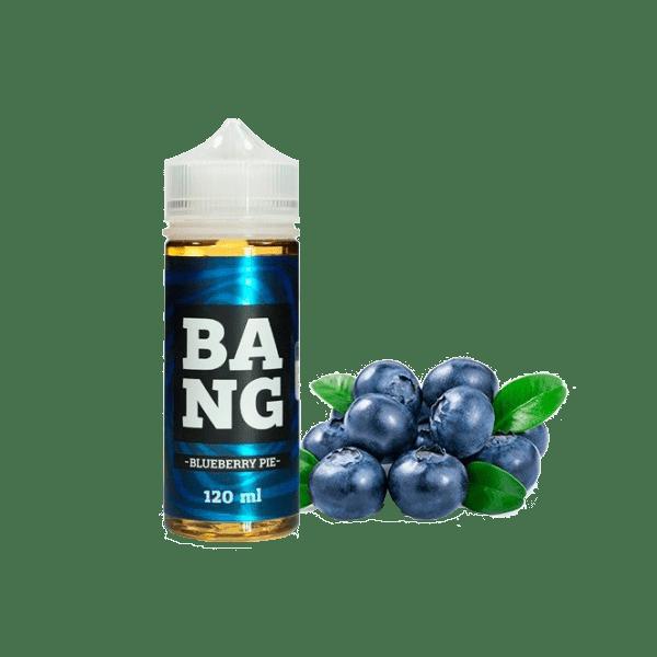 جوس پراید ویپ PRIDEVAPE BANG BLUEBERRY PIE 120 ML NIC 3