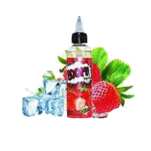 جوس پراید ویپ pridevape boom STRAWBERRY ICE 120ml