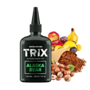 جوس اسموک کیچن SmokeKitchen TRIX Alaska Bear 100 ML NIC 3