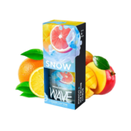 جوس اسموک کیچین SMOKEKITCHEN Snow Wave 100 ml NIC 3