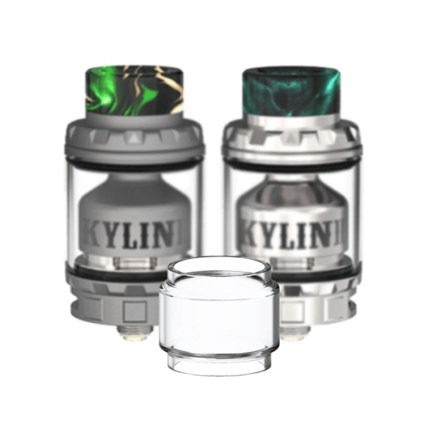 گلس وندی ویپ کایلین 2 VANDY VAPE KYLIN 2 RTA GLASS