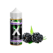 جوس پراید ویپ PRIDEVAPE X3 YOGURT BLACKBERRY 120 ml