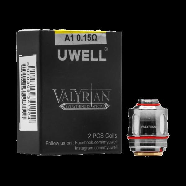 کویل یوول والیرین UWELL VALYRIAN 0.15 OHM COIL