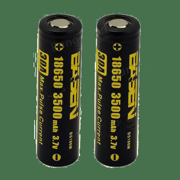 باتری حرفه ای بیسن BATTERY BASEN 18650 3500 MAH 30A