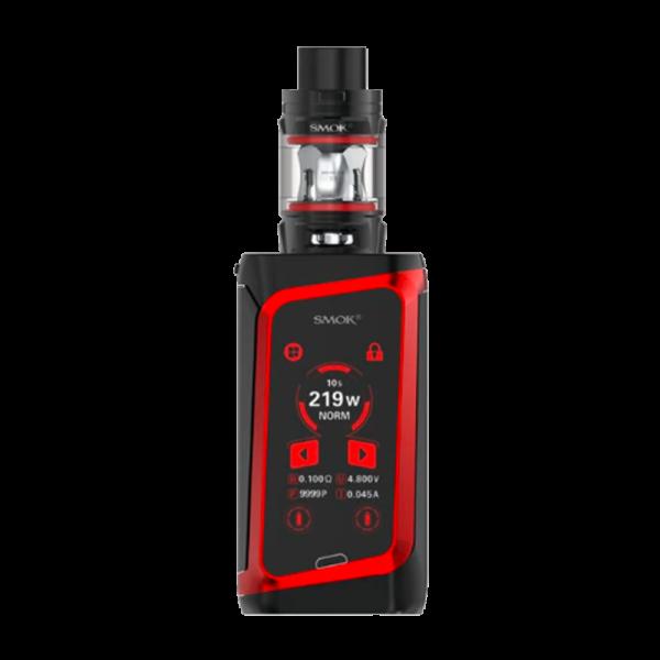 دستگاه ویپ اسموک مورف SMOK MORPH 219 KIT BLACK RED