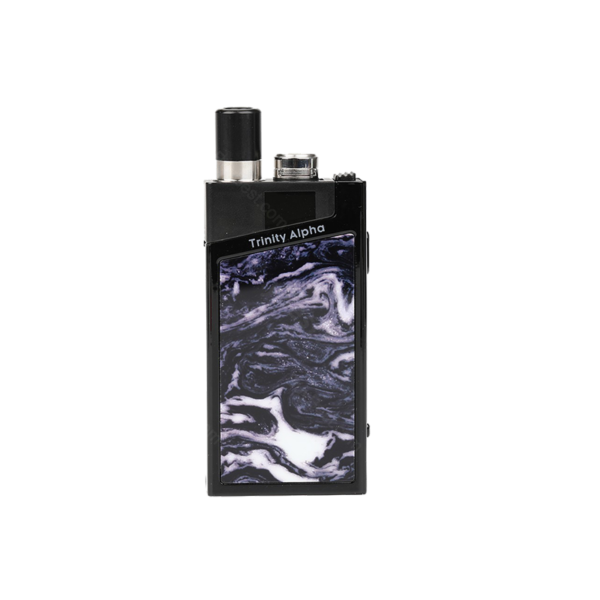 پاد اسموک ترینیتی آلفا SMOK Trinity Alpha BRIGHT BLACK Pod
