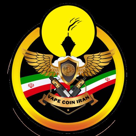 لوگو ویپ کوین ایران