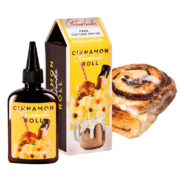 جوس اسموک کیچن SMOKEKITCHEN EJUICE CINNAMON ROLL 100 ML 3 MG