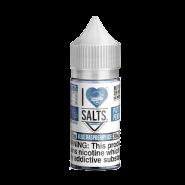 سالت مدهدر آی لاو سالت MADHATTER I LOVE SALTS BLUE RASPBERRY ICE 25 MG