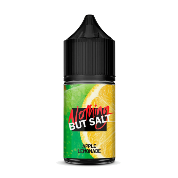 سالت ناتینگ بات Nothing But Salt Apple Lemonade 30мл 25 mg