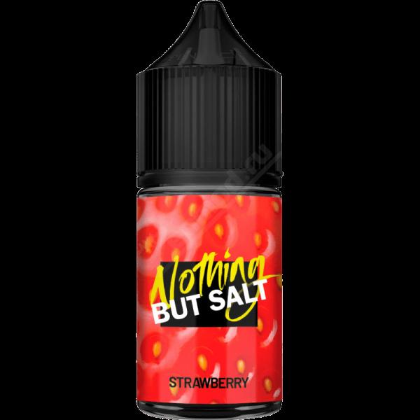 سالت ناتینگ بات Nothing But Salt Strawberry 30мл 25